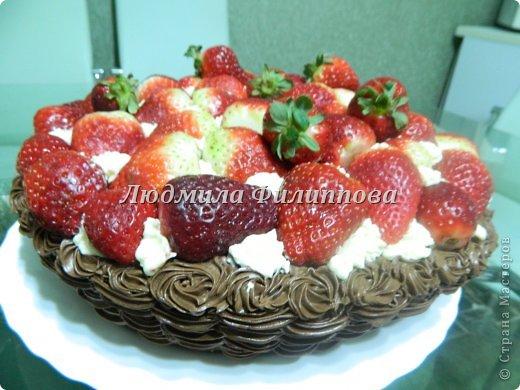 Добрый день Дорогие Мастерицы! Вот такие тортики я сделала на 8 Марта сотрудницам мужа. фото 7