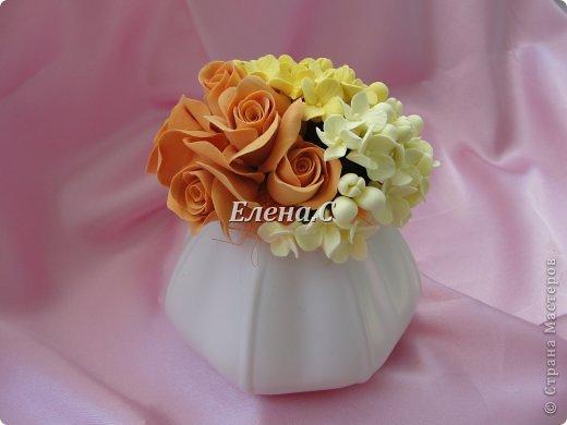 цветы из японской полимерной глины CLAYCRAFT by DECO фото 1