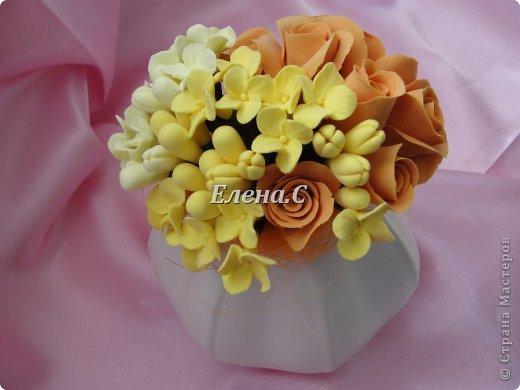 цветы из японской полимерной глины CLAYCRAFT by DECO фото 3