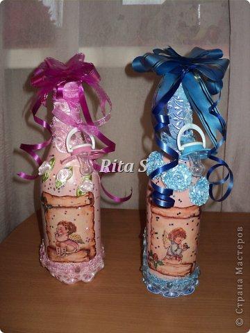 бутылка на свадьбу фото 4