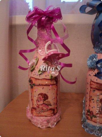 бутылка на свадьбу фото 3