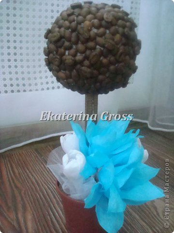 Веер из конфет. фото 10