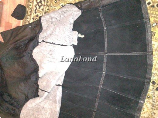 мечты сбываются)кожаная сумка с бахромой фото 5