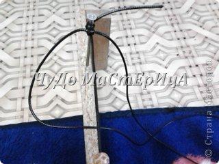 Браслет шамбала толстой нитками муляне либо веревочками либо же шнурками Нам понадобятся два отрезка нашей верёвочки ниточки . Один 40-45 см. Второй 120-125 см. фото 4