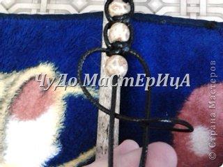Браслет шамбала толстой нитками муляне либо веревочками либо же шнурками Нам понадобятся два отрезка нашей верёвочки ниточки . Один 40-45 см. Второй 120-125 см. фото 7