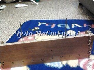 Браслет шамбала толстой нитками муляне либо веревочками либо же шнурками Нам понадобятся два отрезка нашей верёвочки ниточки . Один 40-45 см. Второй 120-125 см. фото 19
