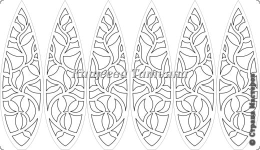 Здравствуйте, жители Страны Мастеров. Два дня назад опубликовала свои новые работы в технике вырезания из бумаги и меня попросили сделать МК.  Для работы нам понадобятся следующие материалы: плотная бумага или картон формата А4 - несколько листов, можно разных цветов; макетный или канцелярский нож; ножницы; клей ПВА; доска или коврик для резки бумаги. фото 11
