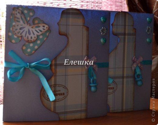 Привет))) Не чего тут особо рассказывать, очередные конвертики для дисков и подарочные сертификаты для нашего семейного фотографа Кати Ковбар! СПАСИБИЩЕ ЕЙ ЗА ТО, ЧТО ОНА У НАС ЕСТЬ) Комплект свадебных конвертов, одинаковые для родителей, третий молодым! фото 5