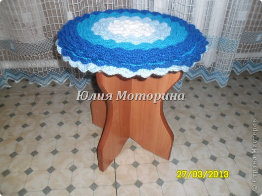 Декор предметов Вязание