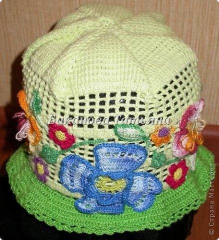 Представляю вам новые шляпки!