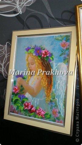 Картины вышитые бисером фото 4