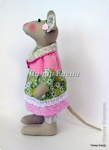 Мышка Лукерья фото 3