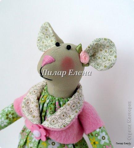 Мышка Лукерья фото 5