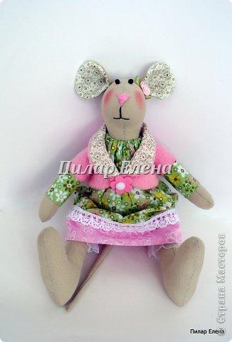 Мышка Лукерья фото 7