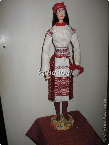 Авторская кукла Наталка Полтавка,рост 50см.,в единственном экземпляре,2012 г.. фото 1
