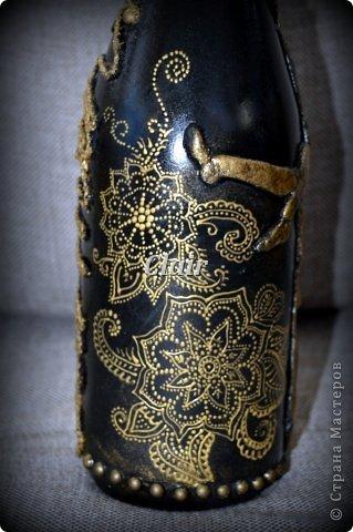 Вот такая бутылка родилась к концу фитнес-сезона для любимого тренера Елизаветы!!! фото 7
