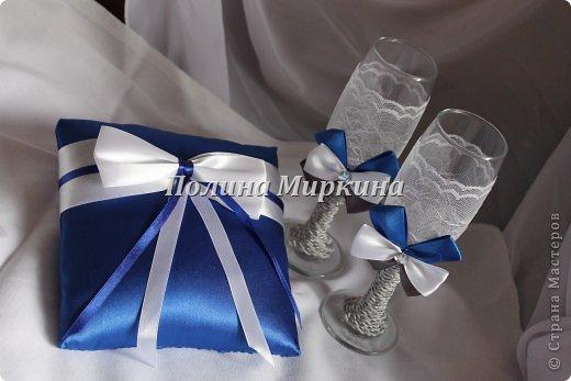 """Подобный набор я делала на свою собственную свадьбу, одна из невест попросила повторить для неё! Немного """"модернизировав"""" у меня вышло вот что.. фото 2"""