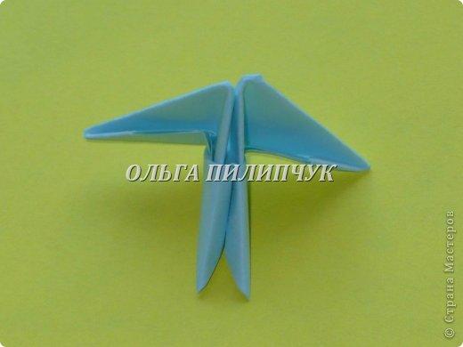 Для Кроша понадобится: всего 326 модулей. Белых - 9 модулей (1/32),  голубых - 295  модулей (1/32) и  голубых - 22 модулей (1/64).   фото 2