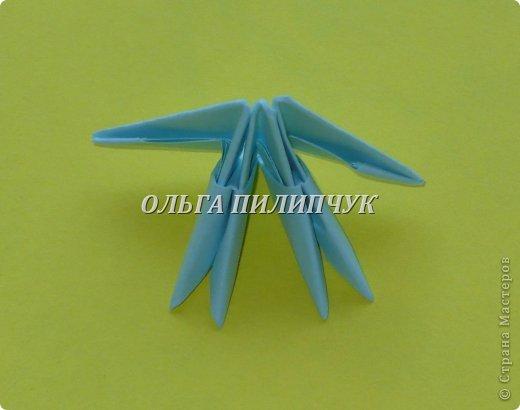 Для Кроша понадобится: всего 326 модулей. Белых - 9 модулей (1/32),  голубых - 295  модулей (1/32) и  голубых - 22 модулей (1/64).   фото 3