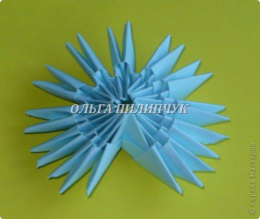 Для Кроша понадобится: всего 326 модулей. Белых - 9 модулей (1/32),  голубых - 295  модулей (1/32) и  голубых - 22 модулей (1/64).   фото 7