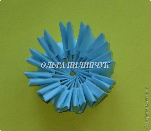 Для Кроша понадобится: всего 326 модулей. Белых - 9 модулей (1/32),  голубых - 295  модулей (1/32) и  голубых - 22 модулей (1/64).   фото 9
