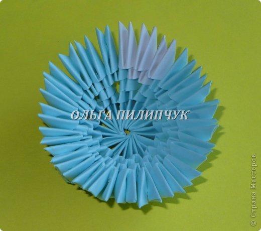 Для Кроша понадобится: всего 326 модулей. Белых - 9 модулей (1/32),  голубых - 295  модулей (1/32) и  голубых - 22 модулей (1/64).   фото 12