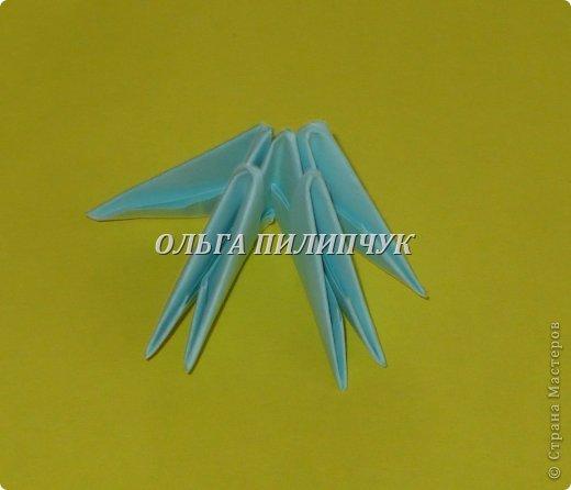 Для Кроша понадобится: всего 326 модулей. Белых - 9 модулей (1/32),  голубых - 295  модулей (1/32) и  голубых - 22 модулей (1/64).   фото 20