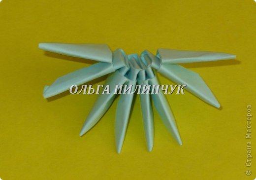 Для Кроша понадобится: всего 326 модулей. Белых - 9 модулей (1/32),  голубых - 295  модулей (1/32) и  голубых - 22 модулей (1/64).   фото 35