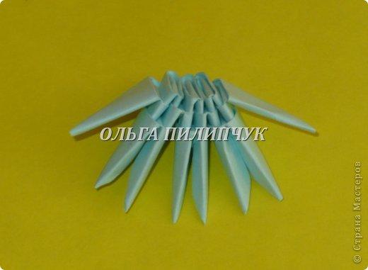 Для Кроша понадобится: всего 326 модулей. Белых - 9 модулей (1/32),  голубых - 295  модулей (1/32) и  голубых - 22 модулей (1/64).   фото 36