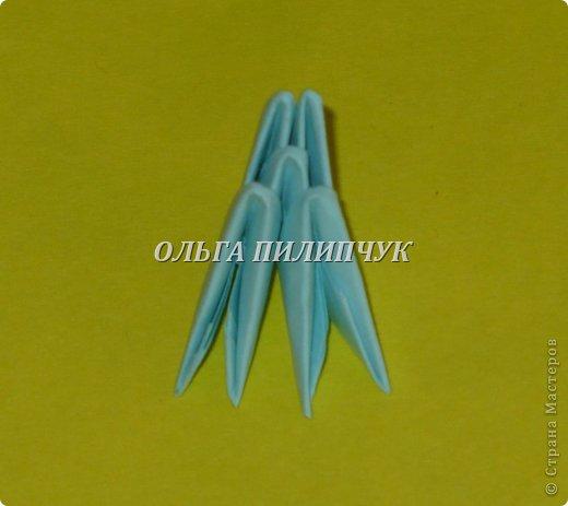 Для Кроша понадобится: всего 326 модулей. Белых - 9 модулей (1/32),  голубых - 295  модулей (1/32) и  голубых - 22 модулей (1/64).   фото 40