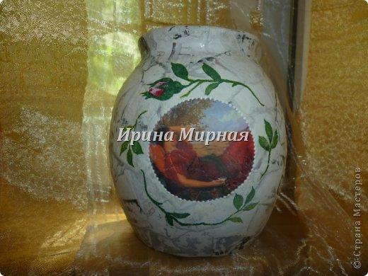 """Жил-был глиняный горшок, стал каменной вазочкой! Спасибо Фердаус Мухтаровне за мастер-класс по изготовлению """"каменной"""" баночки https://stranamasterov.ru/node/549155?c=favorite фото 1"""