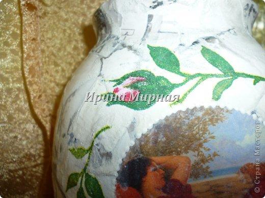 """Жил-был глиняный горшок, стал каменной вазочкой! Спасибо Фердаус Мухтаровне за мастер-класс по изготовлению """"каменной"""" баночки https://stranamasterov.ru/node/549155?c=favorite фото 3"""