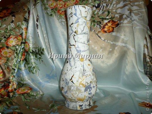 """Жил-был глиняный горшок, стал каменной вазочкой! Спасибо Фердаус Мухтаровне за мастер-класс по изготовлению """"каменной"""" баночки https://stranamasterov.ru/node/549155?c=favorite фото 4"""