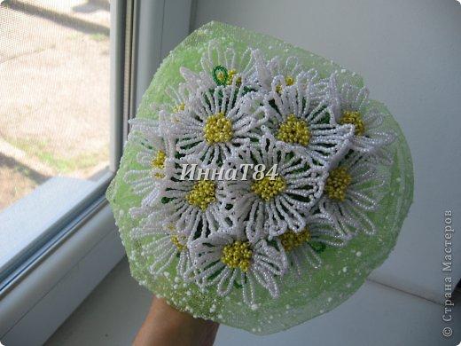 Букетик ромашек для любимой подруги =) фото 2