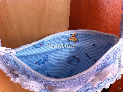 Банданка для Машеньки,с морскими мотивами. фото 13