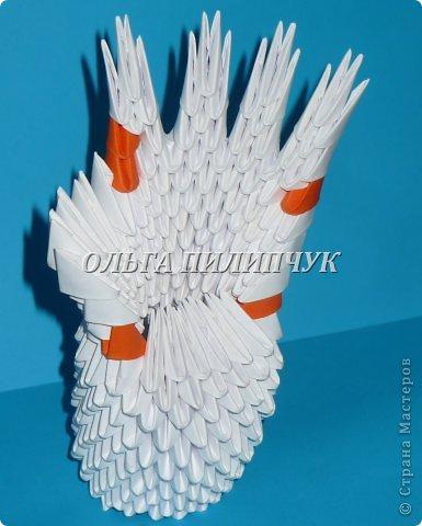 Для одной руки понадобится 395 белых модулей.  Можно взять бледно розовый цвет или светло бежевый. фото 27