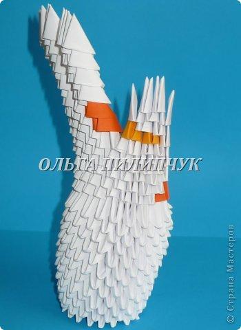 Для одной руки понадобится 395 белых модулей.  Можно взять бледно розовый цвет или светло бежевый. фото 35