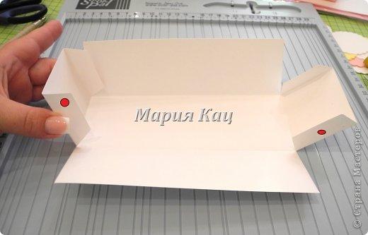 Мастер-класс Скрапбукинг Аппликация МК по сокровищницам  Бумага фото 6