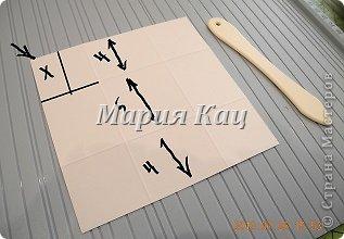 Мастер-класс Скрапбукинг Аппликация МК по сокровищницам  Бумага фото 12