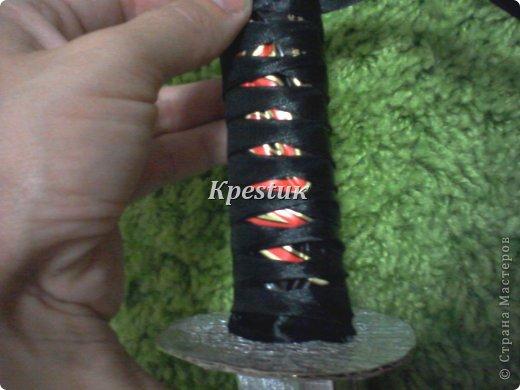 Мастер-класс Свит-дизайн Моделирование конструирование Вакидзаси яп 脇差 — короткий традиционный японский меч фото 7