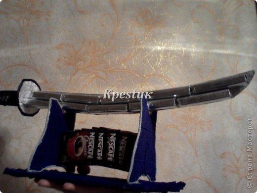 Мастер-класс Свит-дизайн Моделирование конструирование Вакидзаси яп 脇差 — короткий традиционный японский меч фото 12