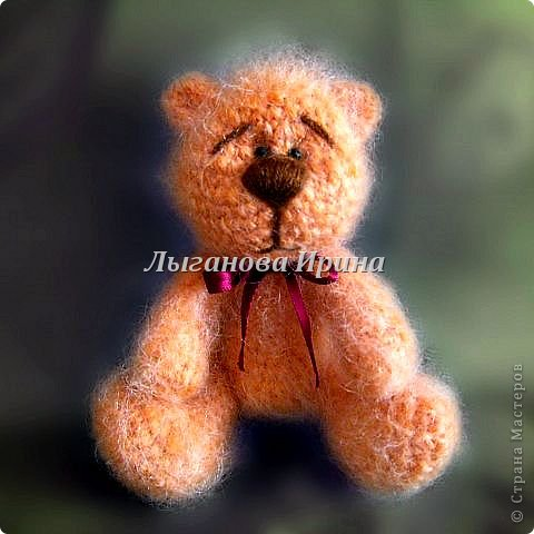Мишка Пушистик