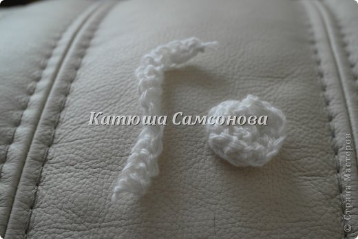 Игрушка Мастер-класс Вязание спицами МК по вязанию миньонов спицами Пряжа фото 21