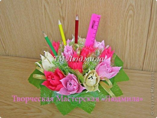 Букет для любимой жены заказ мужчина на годовщину. фото 6