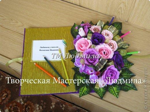 Букет для любимой жены заказ мужчина на годовщину. фото 12