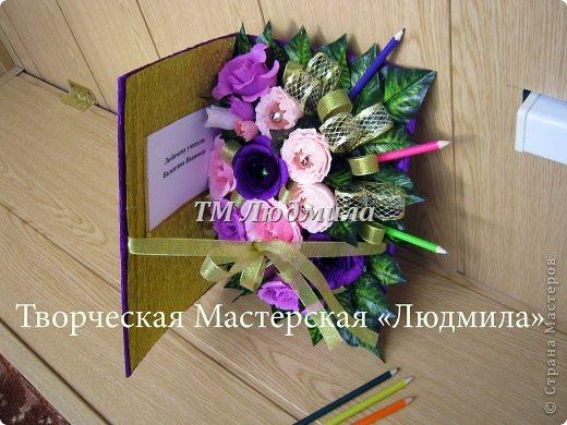 Букет для любимой жены заказ мужчина на годовщину. фото 13
