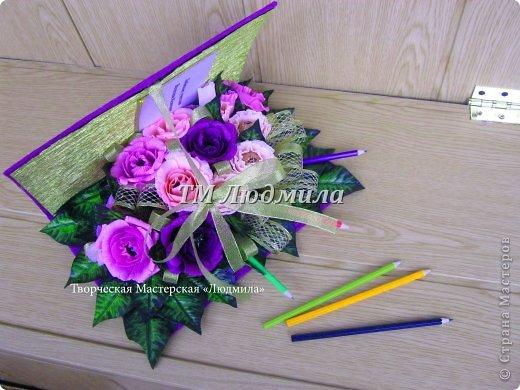 Букет для любимой жены заказ мужчина на годовщину. фото 15