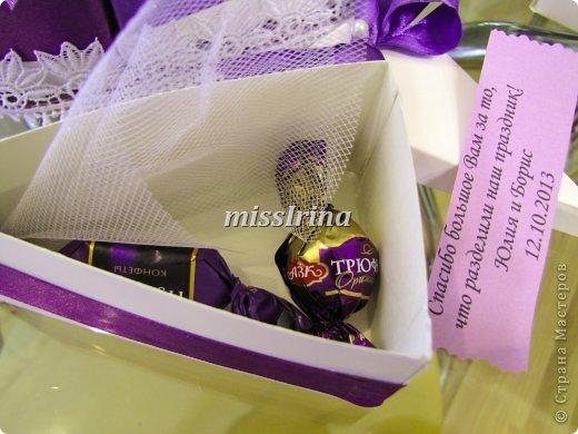 Сделать свадьбу по-настоящему запоминающейся очень легко. Чтобы это событие получилось особенным и неповторимым, подготовьте бонбоньерки – милые памятные подарочки для гостей, которые станут для них неожиданным приятным сюрпризом. фото 8