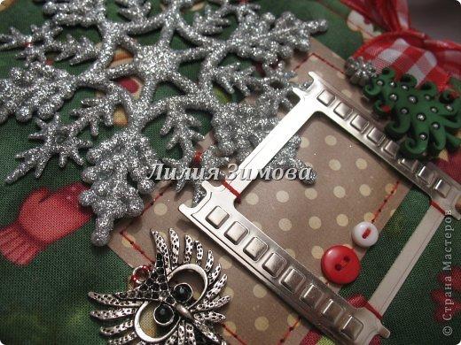 Доброго всем дня) Сегодня я покажу Вам работы которые были сделаны в подарок чудесному человеку. Правда они новогодние, но почему то именно новогодними мне захотелось их сделать.Все работы сделаны с нуля. фото 11
