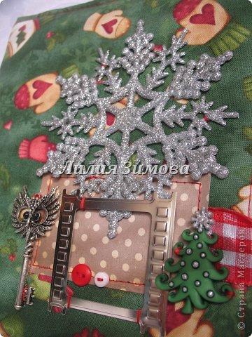 Доброго всем дня) Сегодня я покажу Вам работы которые были сделаны в подарок чудесному человеку. Правда они новогодние, но почему то именно новогодними мне захотелось их сделать.Все работы сделаны с нуля. фото 12